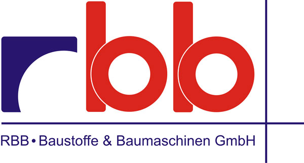 Logo RBB Baustoffe & Baumaschinen GmbH